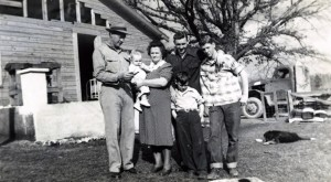 Elmer Warford and Family