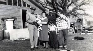 Elmer Warford and Family