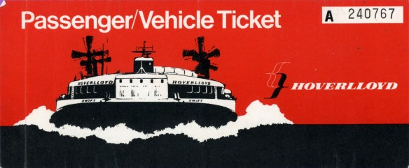 Hoverlloyd Ticket