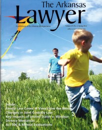 Arkansas Lawyer - Spring 2014